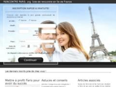Détails : Rencontrer l'amour sur Paris