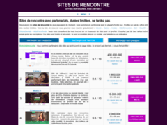 Sites de rencontre populaires