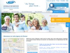Détails : Ménage à Rennes avec Générale des Services