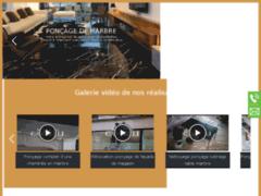 Détails : Nettoyage rénovation du marbre sur Paris et IDF