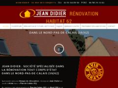 Détails : Rénovation maison Arras (62)