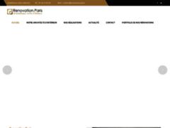 Rénovation Paris