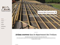 RENOV.BAT: Couvreur charpentier à MONTIGNY-LE-BRETONNEUX