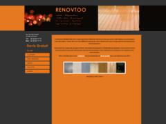 Création du site Internet de renovTOO Parquet (Entreprise de Entreprise générale à ANTONY )