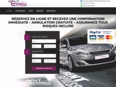 Détails : RENT EXPRESS, société spécialisé dans la location de véhicules