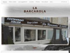La Barcarola : Restaurant italien dans le 95.Restaurant La Barcarola