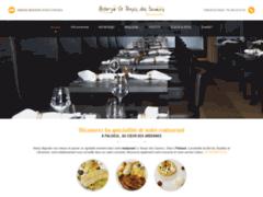 Détails : Restaurant, brasserie et traiteur à Paliseul dans les Ardennes