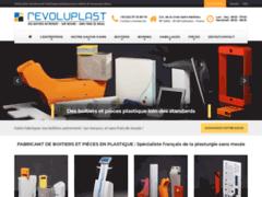 Détails : Revoluplast, concepteur des pièces plastiques sur mesure