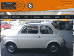 Détails : Garage à Colmar: l'expertise automobile du Garage Révolution Couleurs