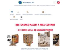 Détails : Rhone énergie bois: granules bois de chauffage lyon