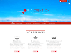 Détails : Agence Web Nice - RiaCréation