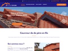 Roger Toiture : Couvreur charpentier à AIX-EN-PROVENCE