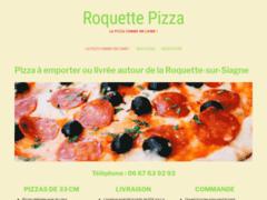 Roquette Pizza