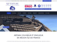 R.P Toiture : Couvreur charpentier à CHOISY-LE-ROI