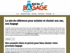 Détails : Rue du bagage