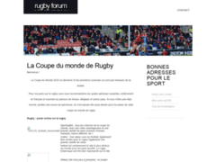 Rugby-Forum.fr forum de tous les rugbys