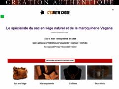 Détails : Artisanat en liège Gérardmer, bijoux en liège