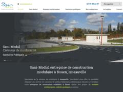 entreprise de construction modulaire à Rouen, Isneauville