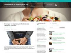 Détails : blog santé bien être