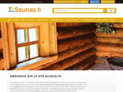 Vente de saunas sur internet, saunas.fr