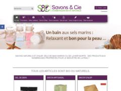 Détails : Savons naturels artisanaux - Savons & Cie
