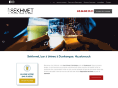 Détails : Sekhmet : bar à bières à Lille, Dunkerque