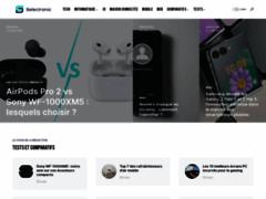 Selectronic : Actualité, guides et comparatifs high-tech