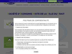 Société d'Économie Mixte de la Ville du Trait (SEMVIT)