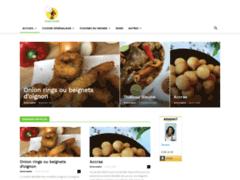 Détails : Sites de recettes de cuisines du monde