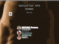 Détails : Sensation Spa Homme