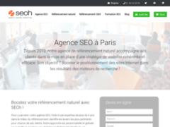 Détails : Agence de référencement SEOh.fr