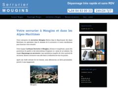 Détails : Serrurier à Mougins