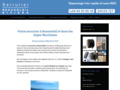 Détails : Intervention d'urgence en serrurerie à Beausoleil