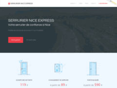 Détails : Serrurier Nice Express : la plateforme des serruriers intègres