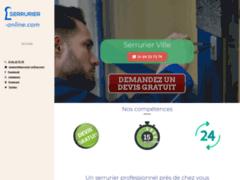 Détails : Serrurier Online, spécialistes des travaux de serrurerie en île-de-France