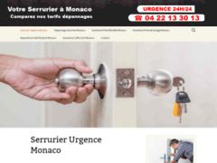 Détails : Serrurier Urgence Monaco