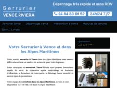 Pourquoi choisir l'entreprise Serrurier Vence Riviera?