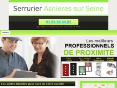 Détails : Serrurier Asnières sur Seine