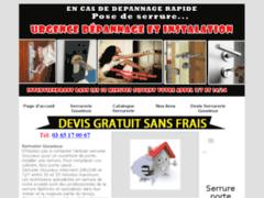 Serrurier Gouvieux, Oise 60 tel :03 65 17 00 67 qui vous assiste en Serrurerie.