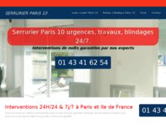 Détails : Serrurier Paris 10