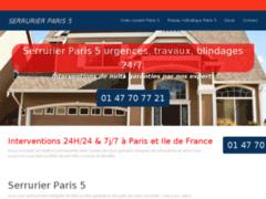 Détails : Serrurier Paris 5