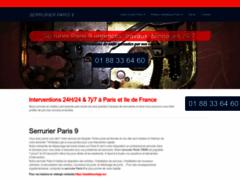 Détails : Serrurier Paris 9