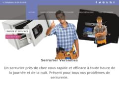 Détails : Serrurier Versailles
