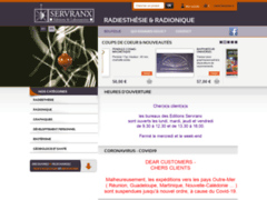 Servranx la boutique de radiesthésie en ligne