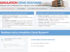 Obtenez toutes les informations nécessaires sur le dispositif Censibouvard.
