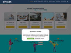 Détails : Simulea : simulateur de rachat de crédit en ligne