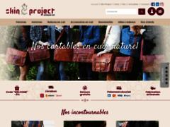 Détails : Skin Project, achetez des produits en cuir d'une bonne qualité
