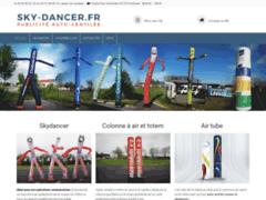Détails : Skydancer de 3 à 10 m