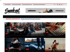 Détails : Sneakart : le blog des sneakers et de la street-culture