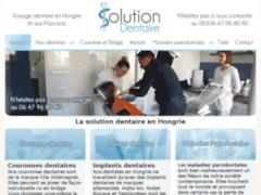 Détails : Solution dentaire